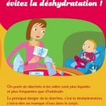 Diarrhée chez les petits enfants: comment éviter la déshydratation