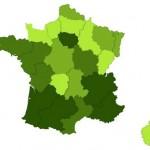 Emploi développement durable : le classement des régions les plus green de France