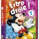 DVD Mickey et Donald : « trop drôle », leurs meilleures aventures