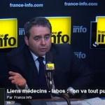 Nicolas Sarkozy missionne le Pr Debré pour « assainir la filière du médicament »