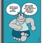 Le chat de Philippe Geluck a sa carte de donneur d'organes. Et vous ?