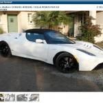 Les voitures électriques d'occasion arrivent sur Internet