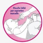 Mouche bébé : aspiration manuelle ou buccale ?