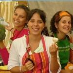 Cours de cuisine gratuits « Manger autrement en bio »