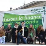 une « Taxe Robin des Bois » pour les urgences sociales et environnementales mondiales