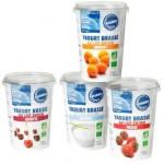 Biocoop lance 4 yaourts brassés issus du groupement de producteurs français Biolait