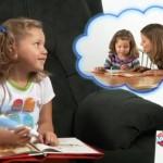 Devenez le narrateur du livre-audio de votre enfant !