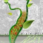 Nature Capitale 2011 : Lyon se transforme en parcours végétal