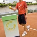 Opération «balle jaune» : recyclez vos balles de tennis