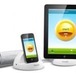 Mesurer sa tension artérielle sur iPhone, iPod et iPad
