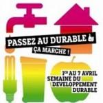 Journée Développement Durable à Saint-Cloud : «Le Parc est tout vert» dimanche 3 avril