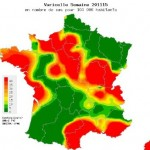 La varicelle progresse toujours en France