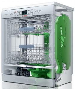 Lave vaisselle une nouvelle g n ration co performante for Interieur lave vaisselle bosch