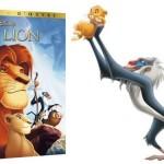 DVD et Blu-ray enfant «le Roi Lion» : la légende est de retour !