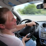 Des aveugles conduisent une voiture en toute autonomie