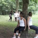 Le fitness en plein air… moins cher qu'en salle et plus oxygénant !
