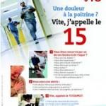 Campagne « infarctus : la course pour la vie»