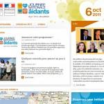 Journée nationale des aidants : un site internet dédié