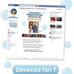 Rejoignez L'Association Petits Princes sur facebook