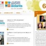 2ème édition de la Journée nationale des aidants, le jeudi 6 octobre