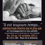 Journée Mondiale des Soins Palliatifs, le 11 octobre 2011
