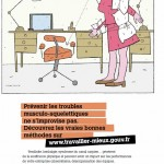 Troubles musculo-squelettiques: nouvelle campagne de prévention dans les entreprises