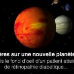Rétinopathie diabétique : 1 000 diabétiques par an deviennent aveugles en France