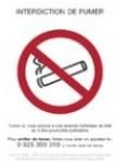 Interdiction de fumer dans les lieux publics: déjà cinq ans