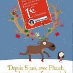 Vos enfants peuvent aider les enfants hospitalisés en mangeant chez Flunch !