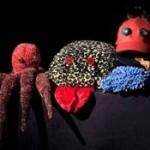 Dès 3 ans : Spectacles de marionnettes par Les chaussettes en pâte à modeler