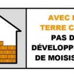 Semaine du Développement Durable: mise en place de la 1ère étiquette moisissure.