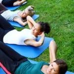 Séances de fitness au parc avec Fitness Plein Air