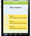 Asthme : une application iPhone gratuite pour gérer sa maladie