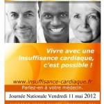 Journée Européenne de l'Insuffisance Cardiaque, le vendredi 11 mai 2012