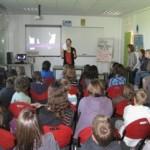 Les collégiens de Dijon sensibilisés au problème de la faim dans le monde