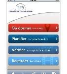 L'Etablissement Français du Sang lance sa WebApp