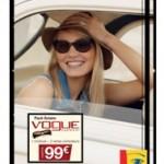 Les Opticiens Mutualistes lancent l'édition 2012 de leur offre solaire et corrective, en partenariat avec Ray-Ban® et Vogue