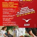 Hémochromatose: semaine de sensibilisation au dépistage du 21 au 26 mai 2012