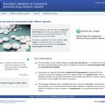 Médicaments : un site internet européen sur les effets secondaires