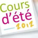 Les Cours d'été du Cned pour réussir sa rentrée 2012