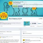 Don d'organes : on en parle en juin sur Facebook !