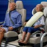 Une ceinture arrière avec airbag pour la future Mondeo