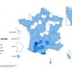 Épidémie de rougeole en France: 728 cas notifiés depuis le 1er janvier 2012