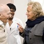 Bernadette Chirac lance la 16e édition de «+ de Vie» pour les grands seniors