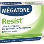 MEGATONE RESIST : le geste simple pour lutter contre la fatigue