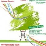 Invitations pour le Salon de la Polyarthrite et des RIC 2012