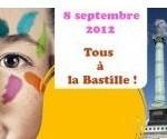Téléthon 2012 :  les bénévoles prennent la Bastille le samedi 8 septembre !