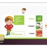 Nutrition: une application Ipad/Iphone gratuite pour les enfants