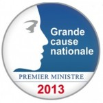 Grande cause nationale 2013: l'appel à candidatures est lancé