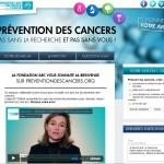 Cancer: la Fondation ARC lance une consultation nationale en ligne